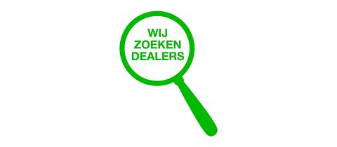 Wij zoeken dealers